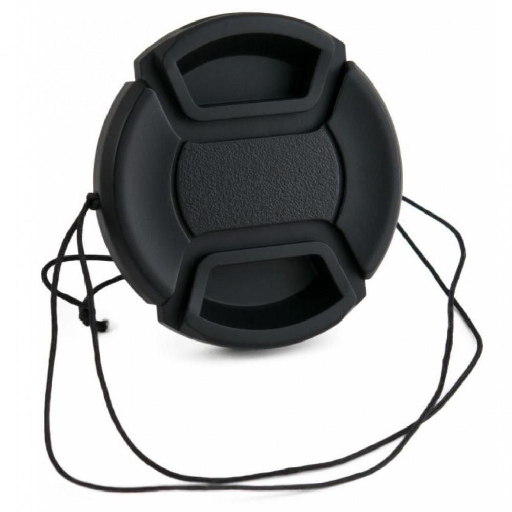 Защитная крышка объектива Extradigital Lens Cap D55 (LCP1907)